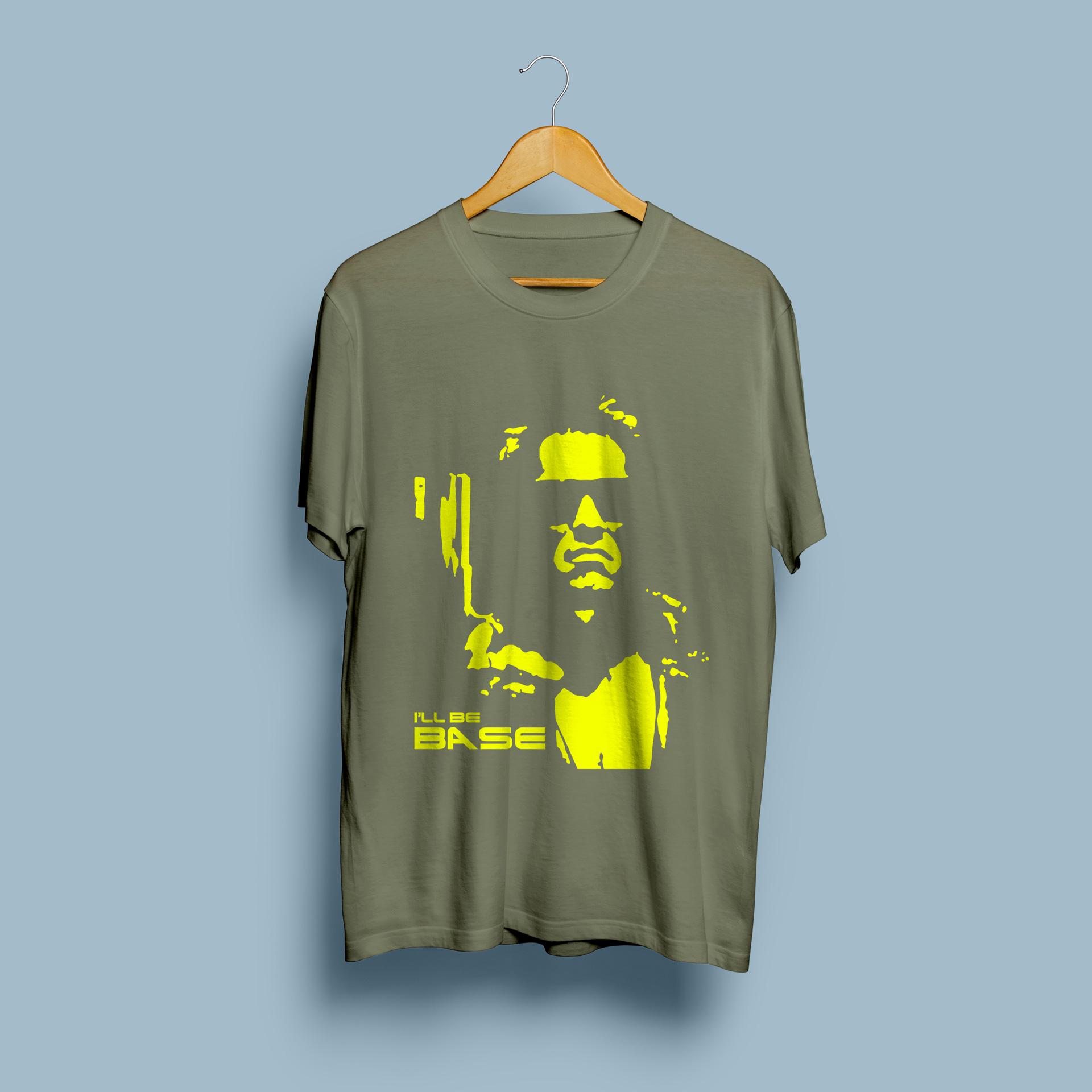 I'LL BE BASE T-Shirt